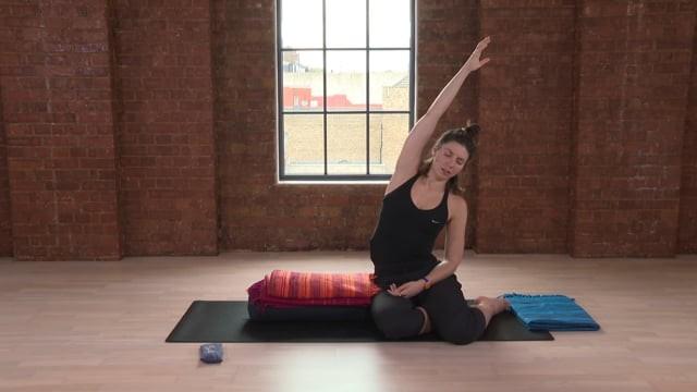 Restorative Yoga: Inner Radiance