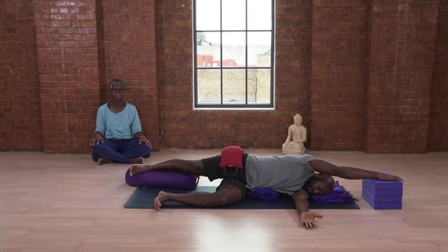 One Pose Restorative