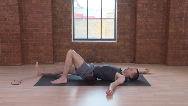 More One Blanket Restorative Yoga