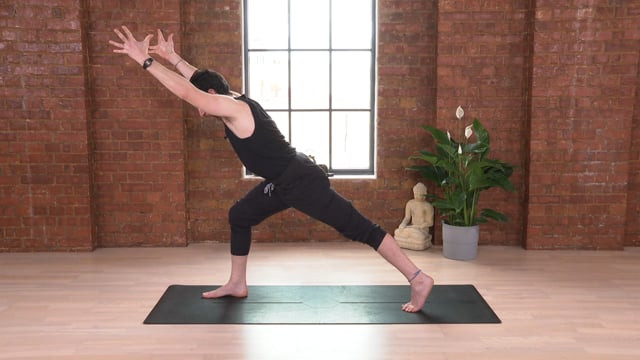 Yoga to Ignite the Core