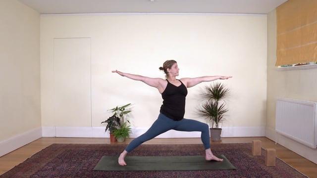 Alignment Focused Jivamukti Yoga