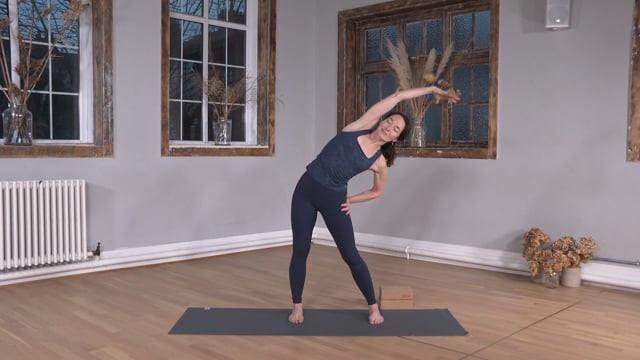 Menopause Yoga for Strength