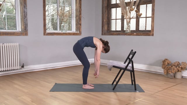 Yoga for Osteopenia