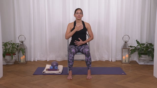 Yoga to Rest & Digest: The Vagus Nerve