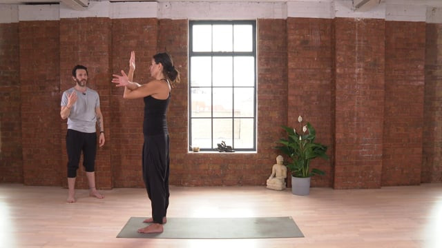 Yoga Flow: Root and Make Space
