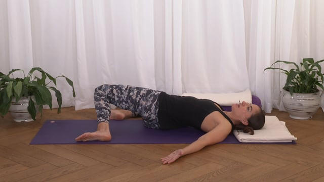 Restorative Yoga for Gut Health: Find Calm