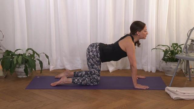 Gentle Yoga for Gut Health: Aid Digestion
