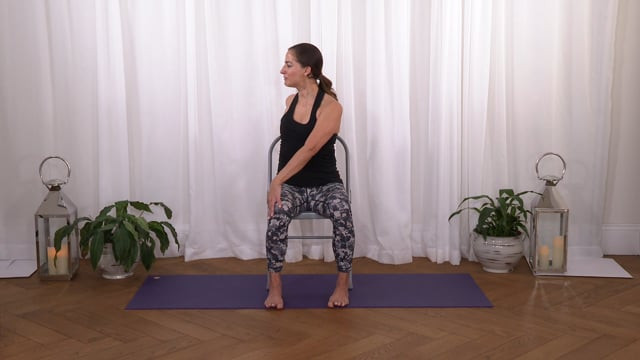 Three Yoga Poses to Support Digestion