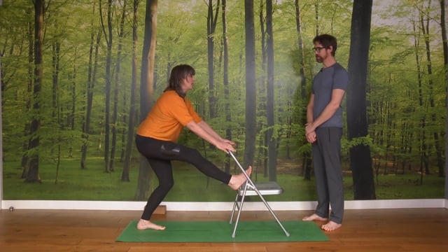 Yoga for Osteoporosis & Osteopenia