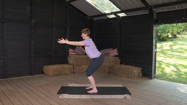 Hatha Yoga to Energise
