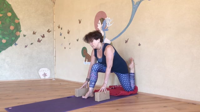 Fiery Yoga for the Hips