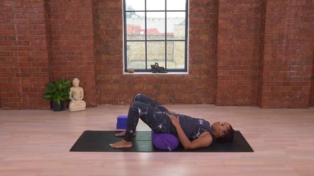 Love Your Back: Gentle Yoga