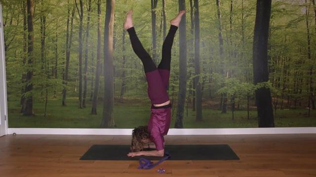 Energise & Surrender: Shoulder Opening Vinyasa