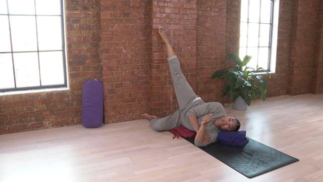 Restorative Yoga for Pregnancy