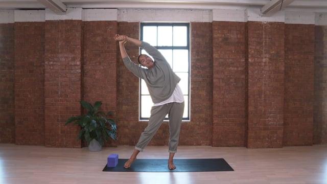 Energising Pregnancy Yoga