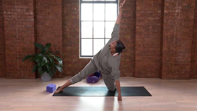 Pregnancy Yoga: Hips & Legs