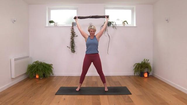 Arm and Shoulder Strength Burst