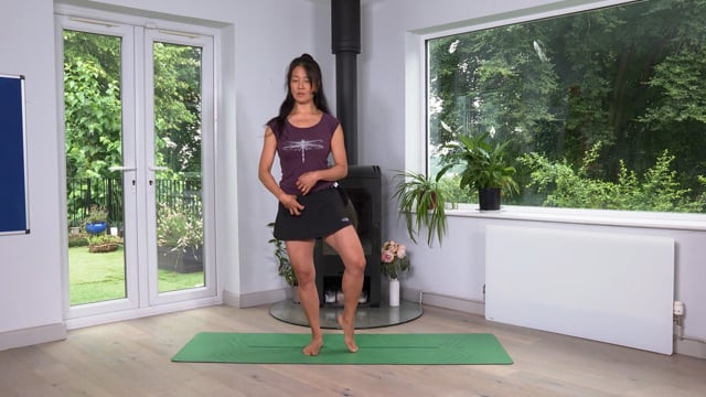 Qigong Balance Series 1: Structural Balance