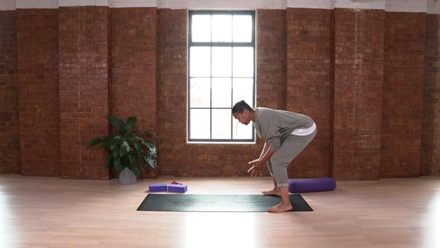 Pregnancy Yoga: Make Room for Baby and Breath