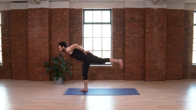 Stretch & Strengthen: Legs & Bums