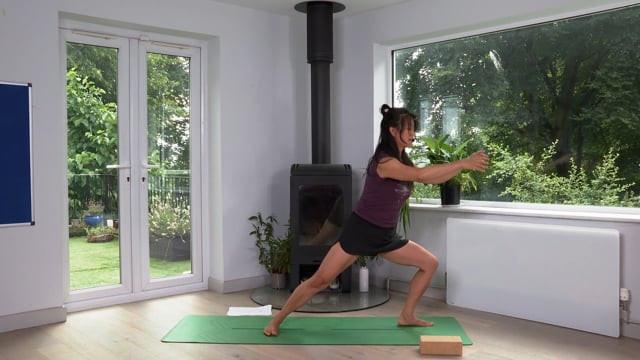 Qigong Balance Series 2:  Energetic Balance