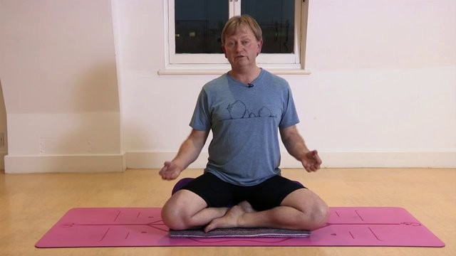 Meditation: How to sit comfortably