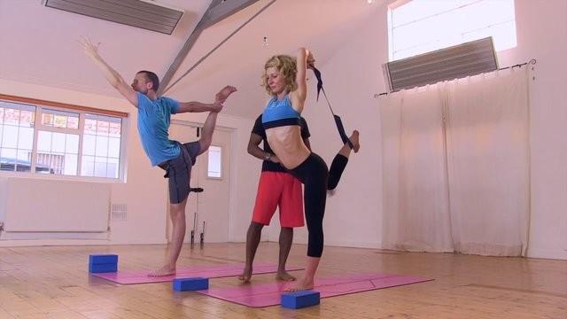 Advanced Power Yoga