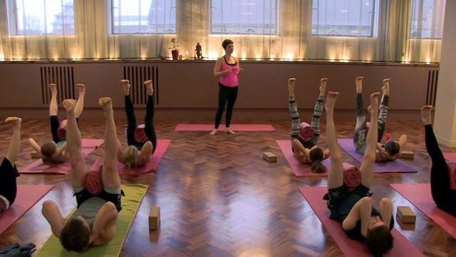 Live Forrest Yoga