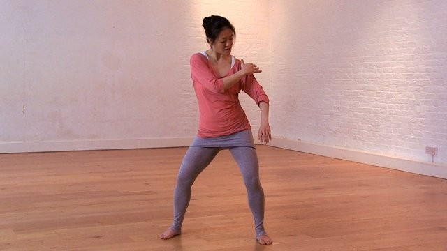 Moving Meditation: Qigong Basics 2