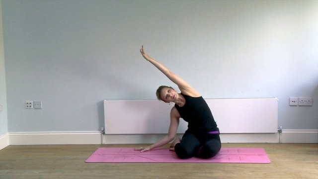 Post Travel Yoga for Hips, Shoulders and Backs