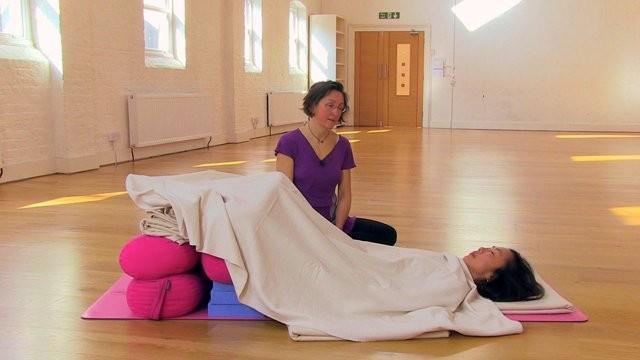 Pre-menstrual Yoga Nidra