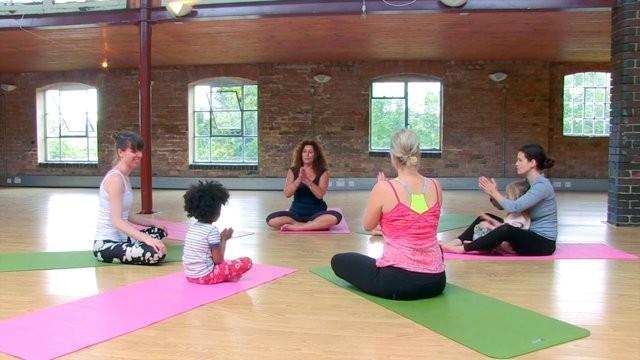Yoga For Kids 2-5: Singalong