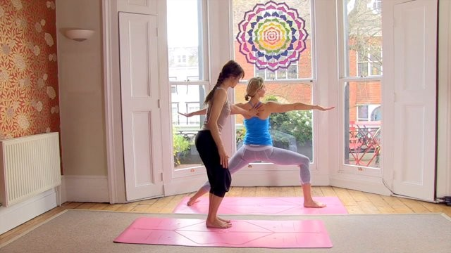 Vinyasa Flow for Moving On