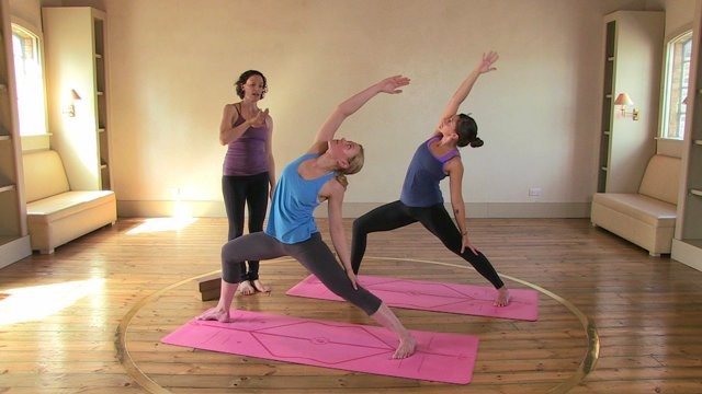 Fun And Fluid Hip Vinyasa