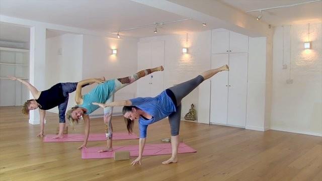 Devotional Jivamukti Yoga Class