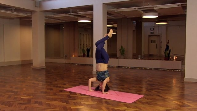 Vinyasa for Breath and Balance