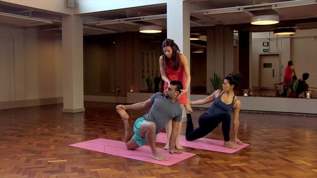 Transitioning Your Core Vinyasa