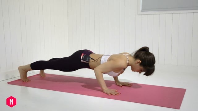 Chaturanga for Strength