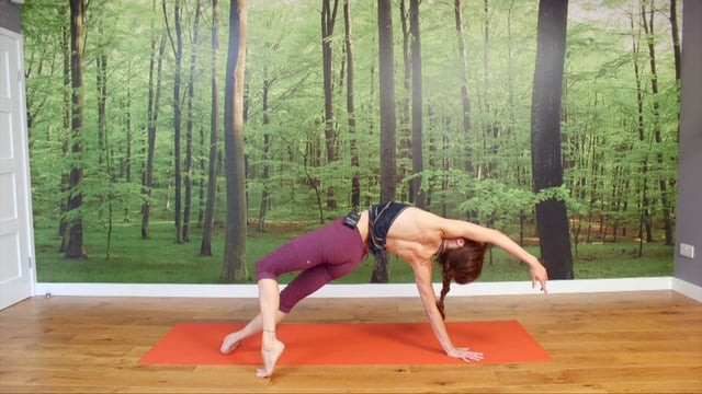 Grace and Strength Vinyasa