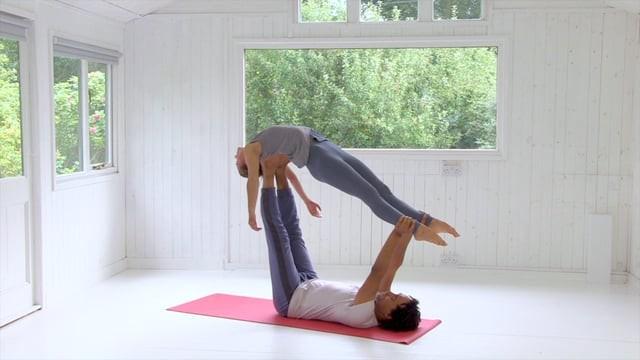 Acro Yoga 4: High Flying Whale