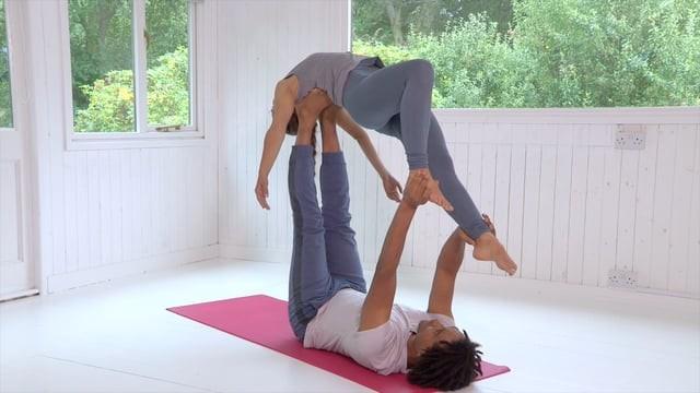 Acro Yoga 6: Begin to Flow
