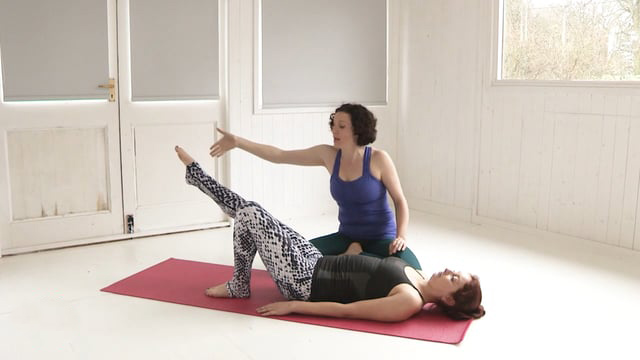 New Mothers (1): Pelvis Strengthening
