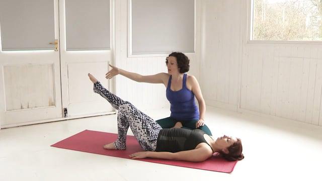 New Mothers (1): Pelvis Strengthening