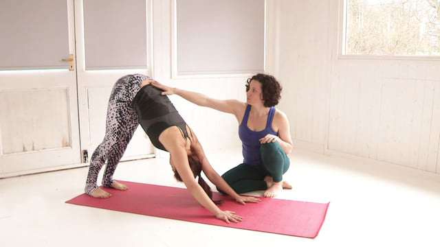 New Mothers (2): Hips & Core