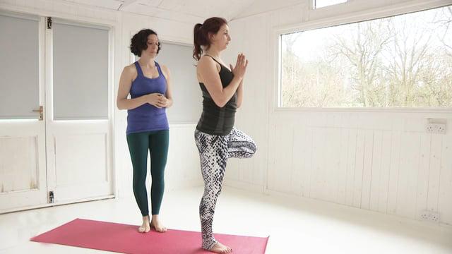 New Mothers (3): Strength & Balance