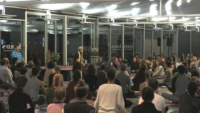 Sri Dharma Mittra Live In London