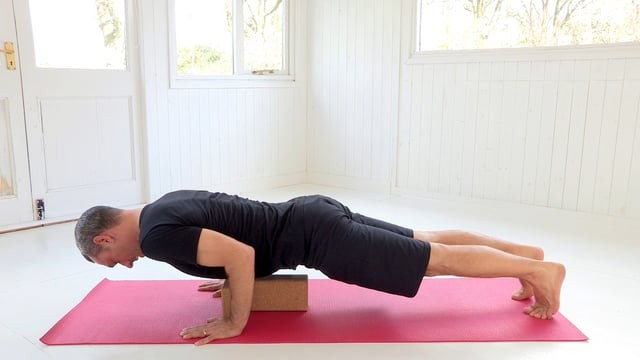Chaturanga Polishing
