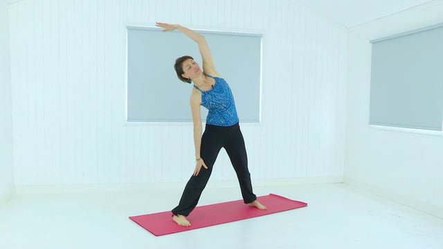 Post Natal: Standing Sequence For Strength