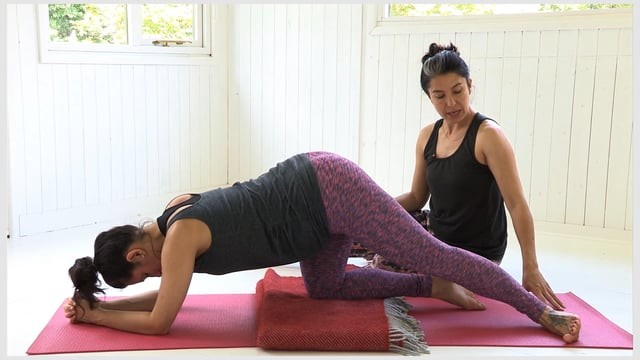 Yoga For Sciatic Relief
