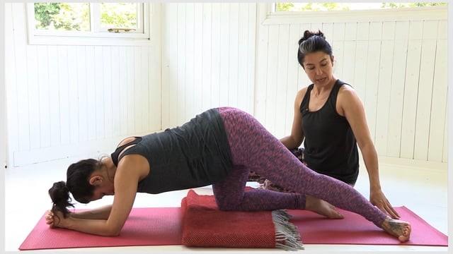 Yoga For Sciatic Relief